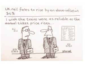 Rail price rises 2